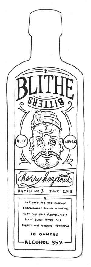 Blithe Bitters - image 5 - student project