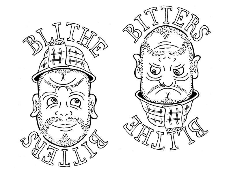 Blithe Bitters - image 4 - student project