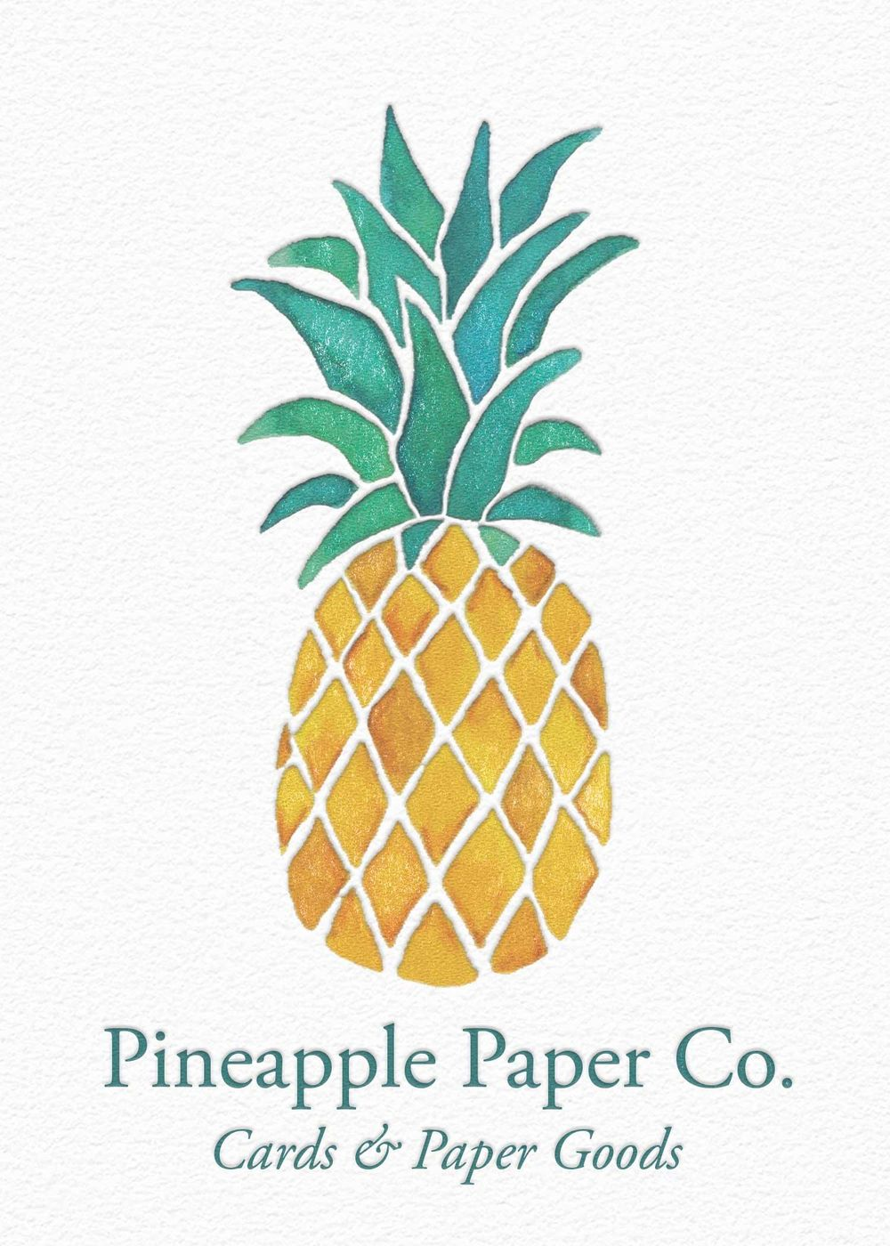 Pineapple Paper Co. - image 1 - student project