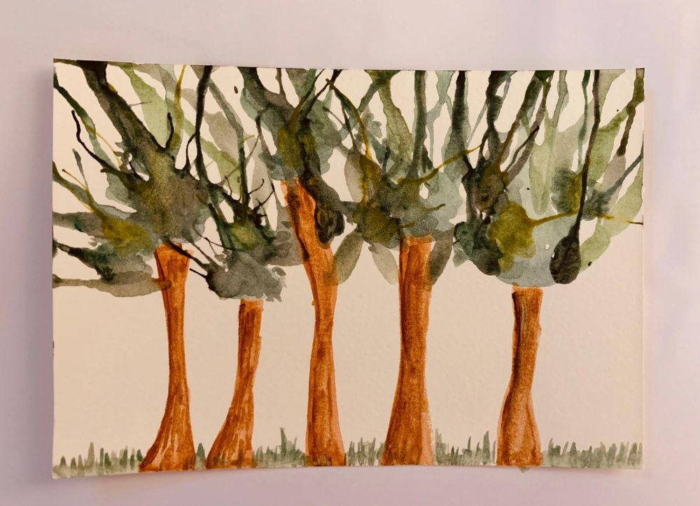 Crazy Trees - image 1 - student project