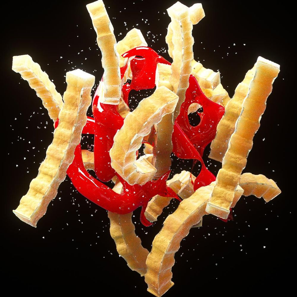 Fries - image 1 - student project