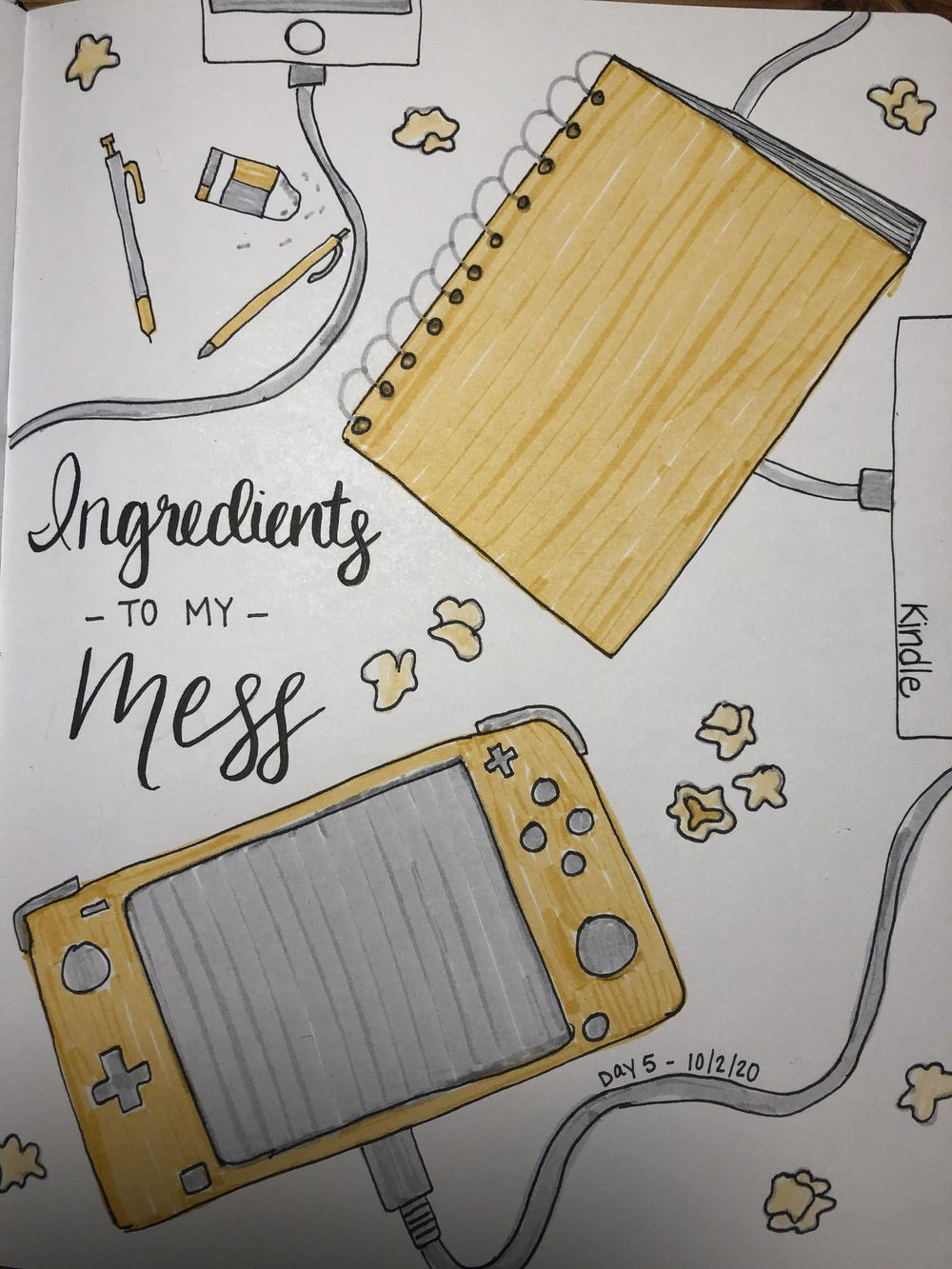 Art Journal - image 5 - student project