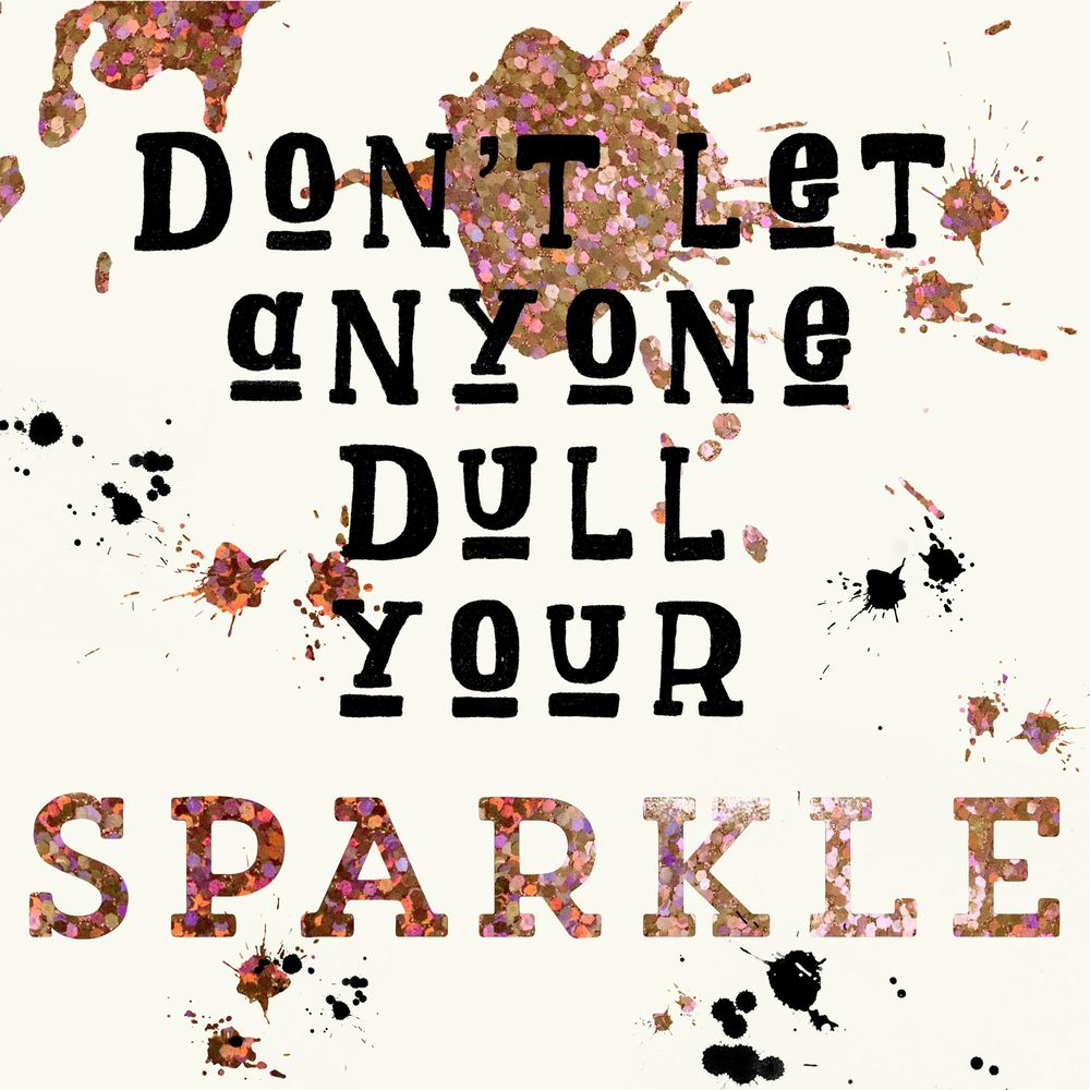 Always sparkle - image 1 - student project