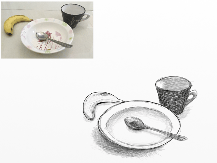 A quick sketch! - image 1 - student project