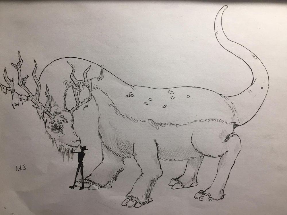 New creature - image 2 - student project