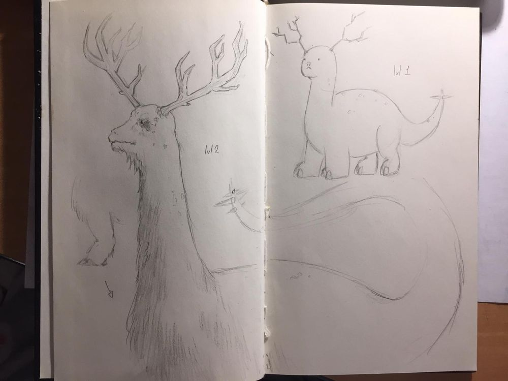 New creature - image 1 - student project