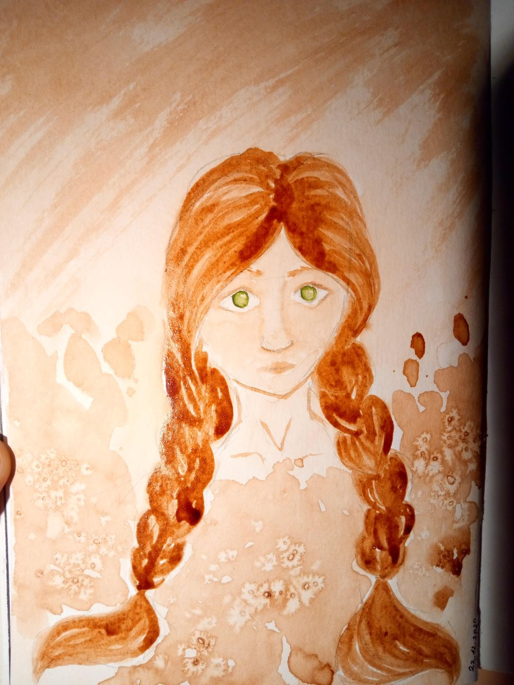 Coffeee Painting - image 2 - student project