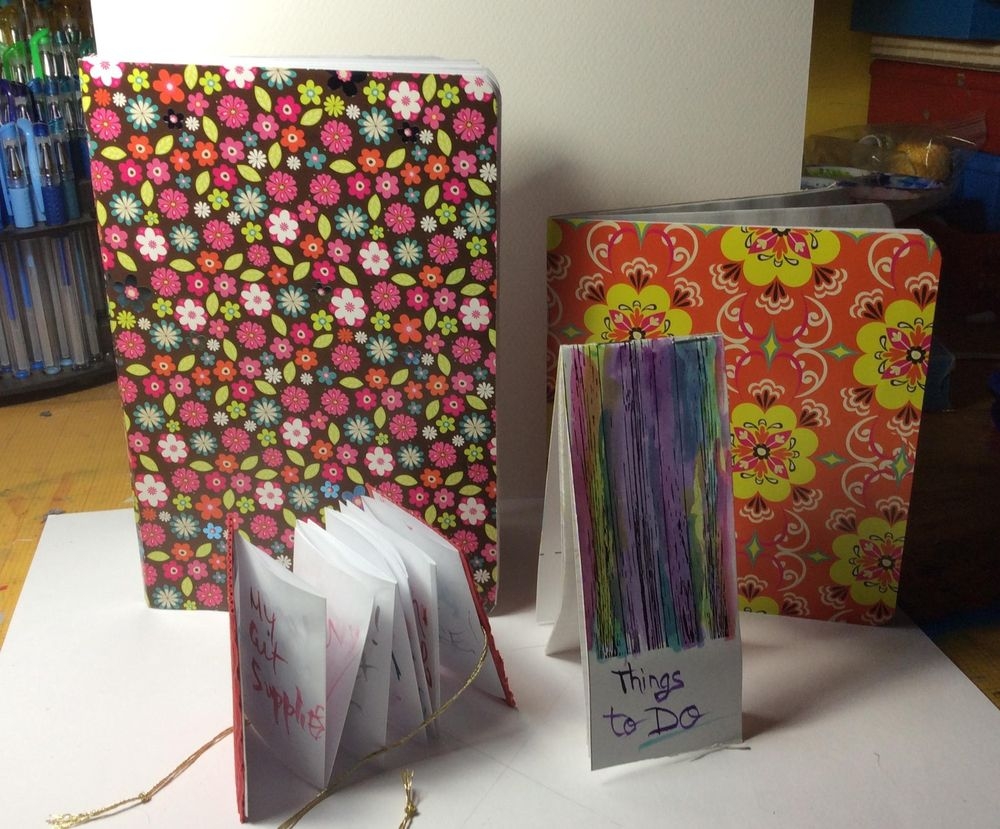 Let's make books! - image 1 - student project