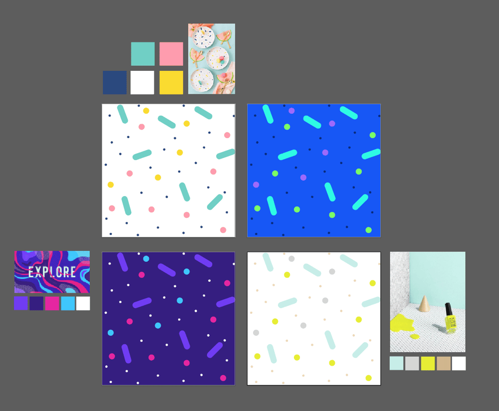 Modern + Magic Patterns - image 3 - student project