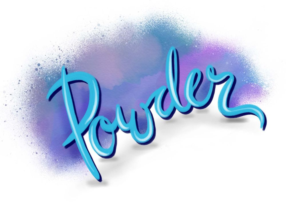 ipad lettering with procreate - image 1 - student project