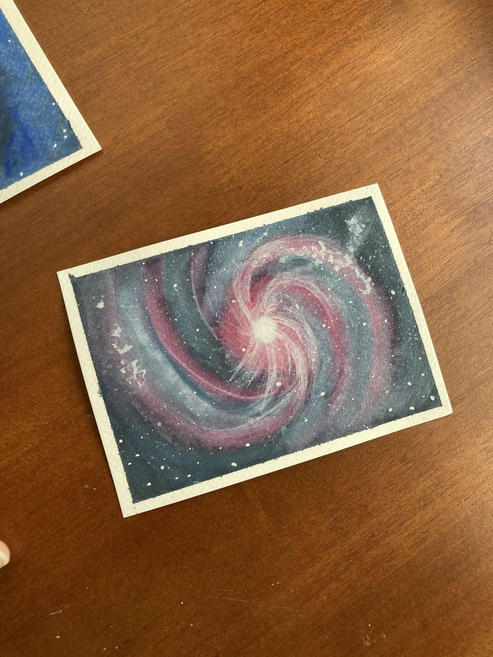Galaxy Shapes - Vortex, Nebula, Spiral and Milky Way - image 3 - student project