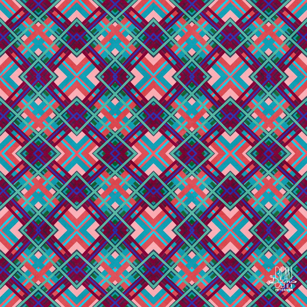 Patterns Galore! ;) - image 3 - student project