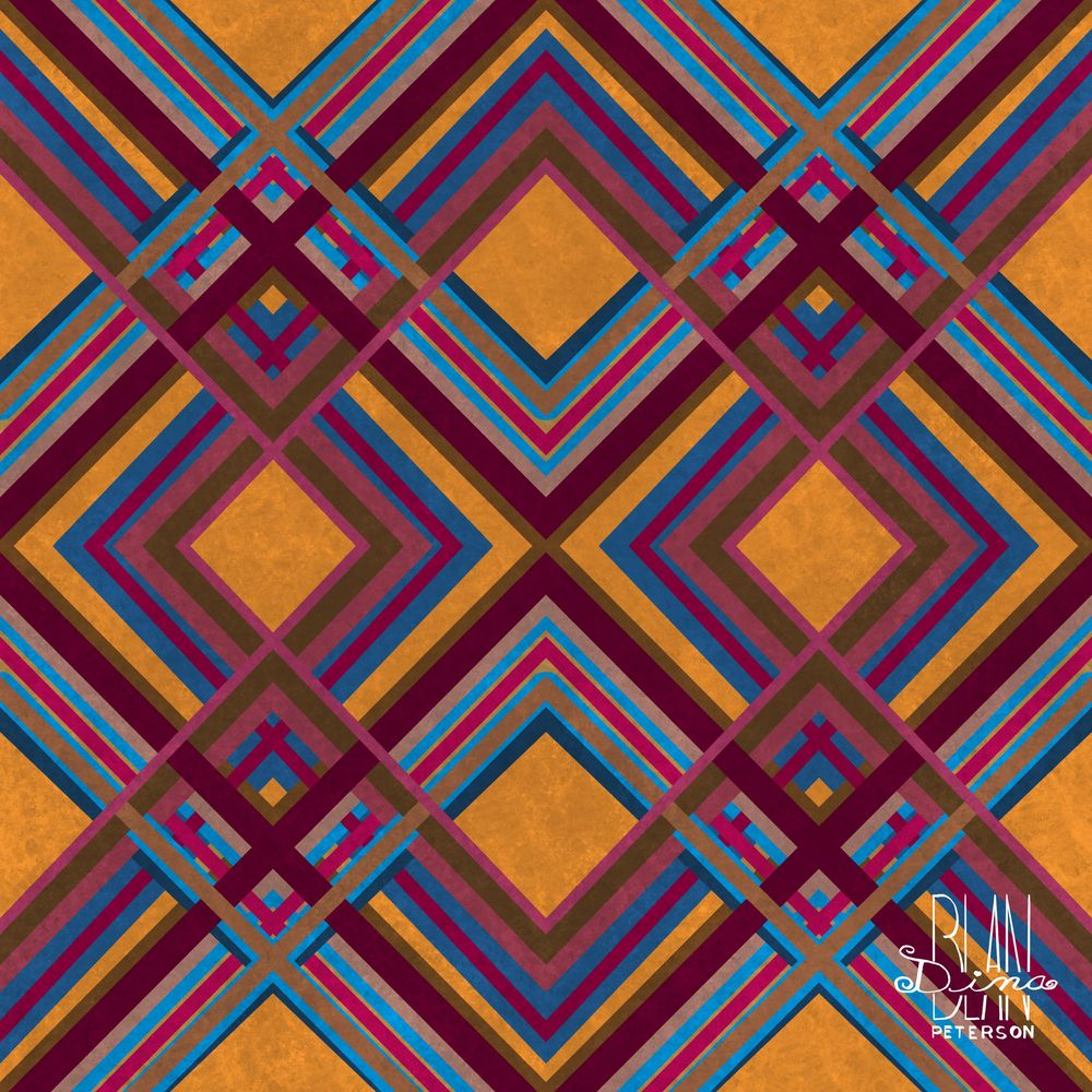 Patterns Galore! ;) - image 10 - student project