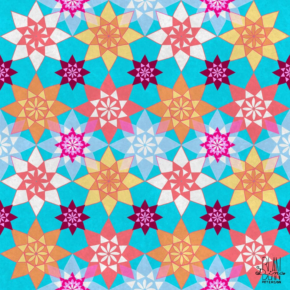 Patterns Galore! ;) - image 1 - student project