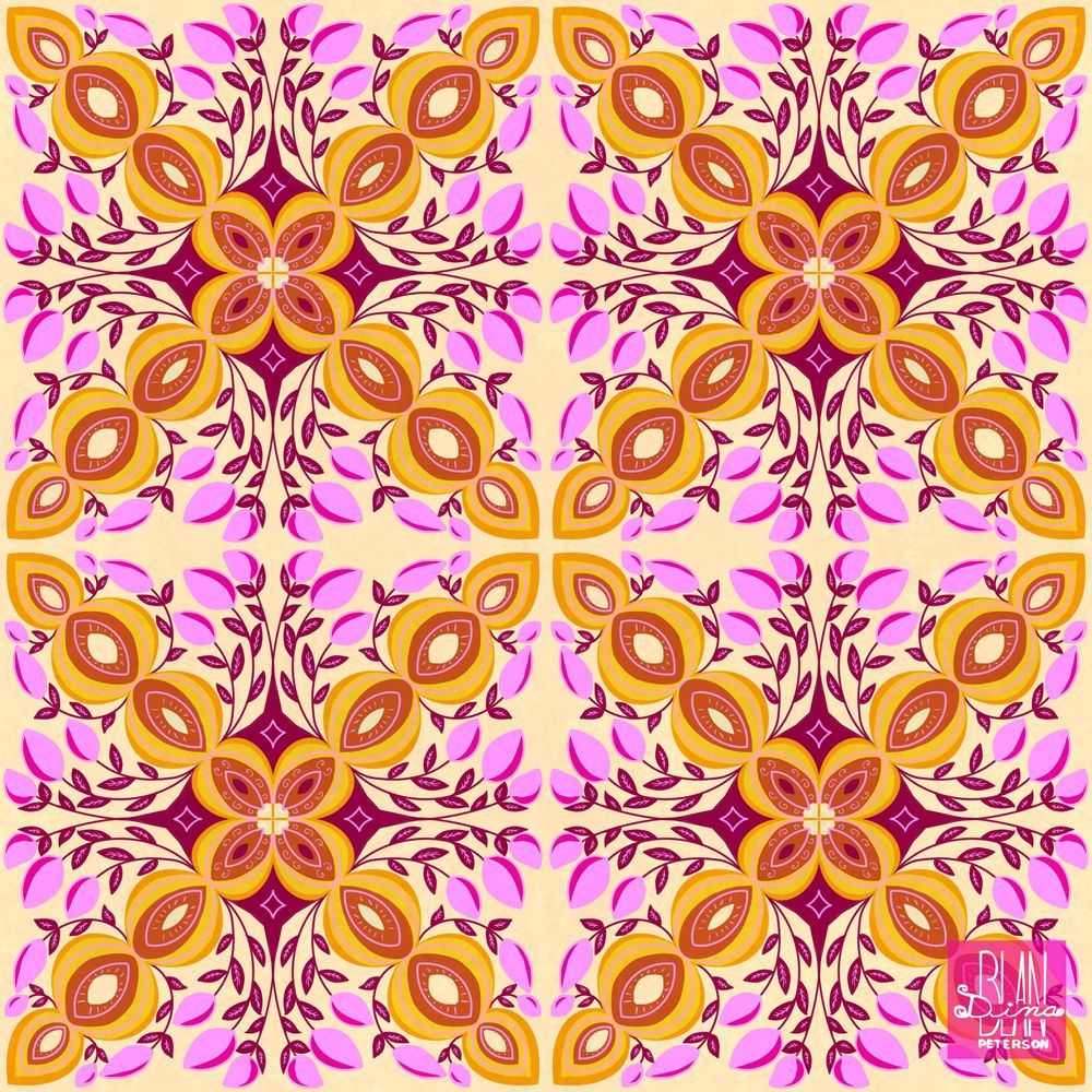Patterns Galore! ;) - image 4 - student project