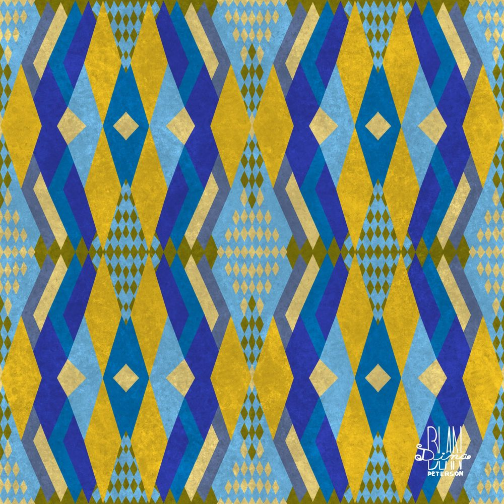 Patterns Galore! ;) - image 8 - student project