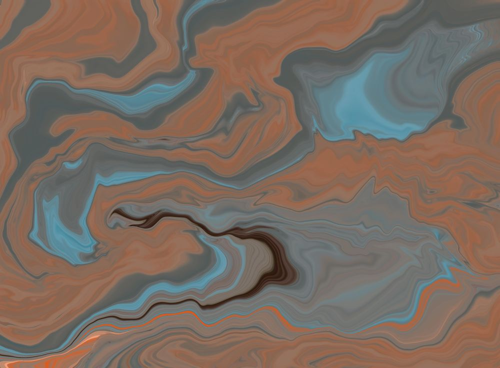 Digital Marbling - image 6 - student project