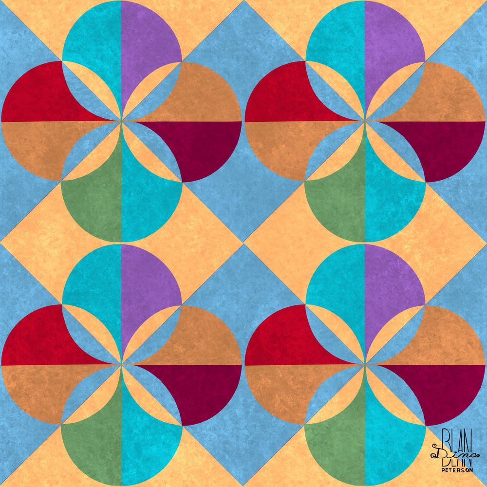 Patterns Galore! ;) - image 2 - student project