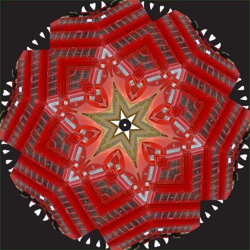 Real time Kaleidoscope Mandala - image 1 - student project