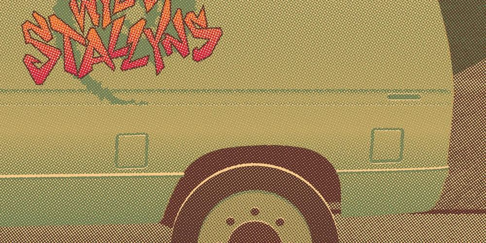 Bill & Ted Halftone Homage - image 3 - student project