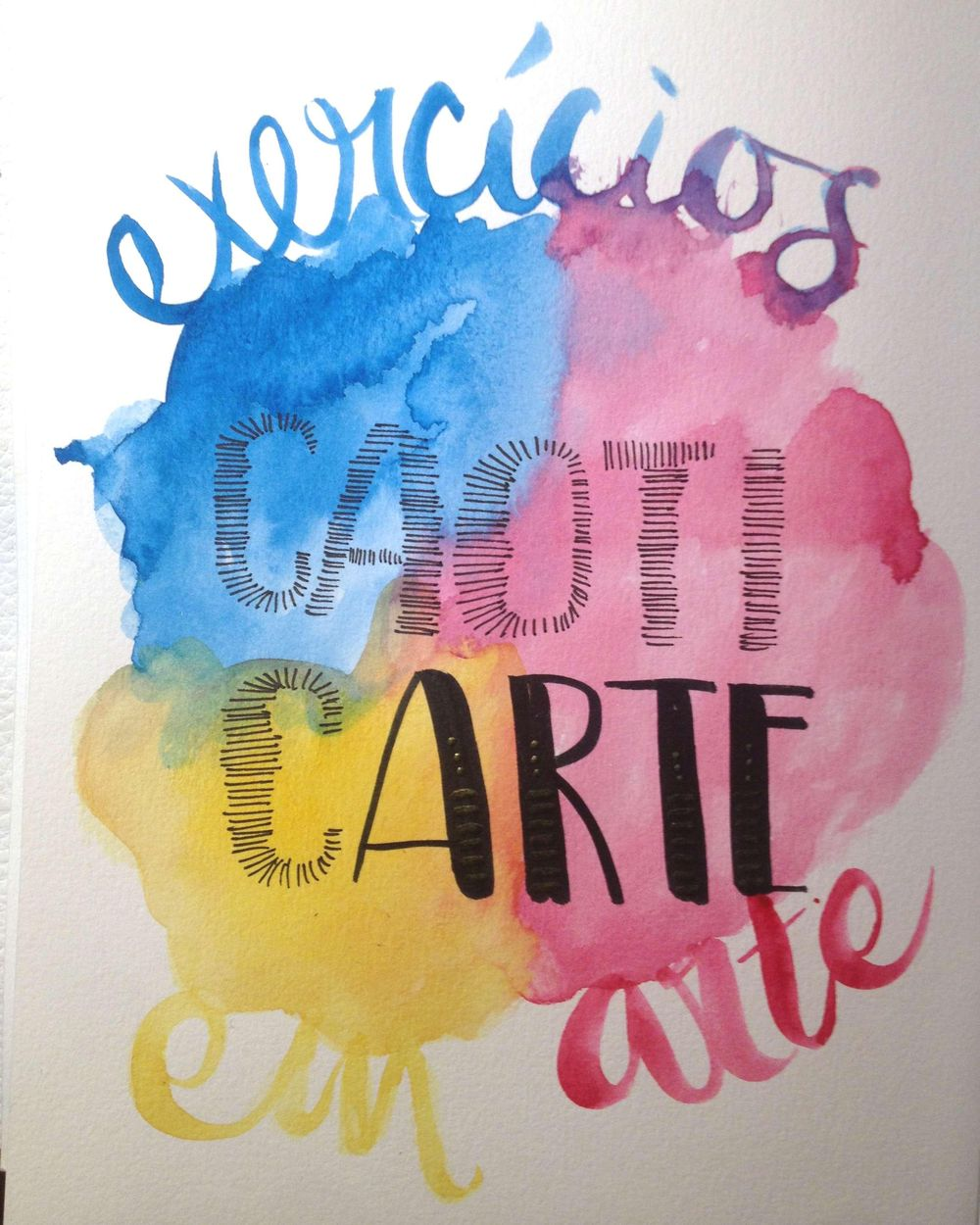 CAOTICARTE [or CHAOTICART] - image 2 - student project