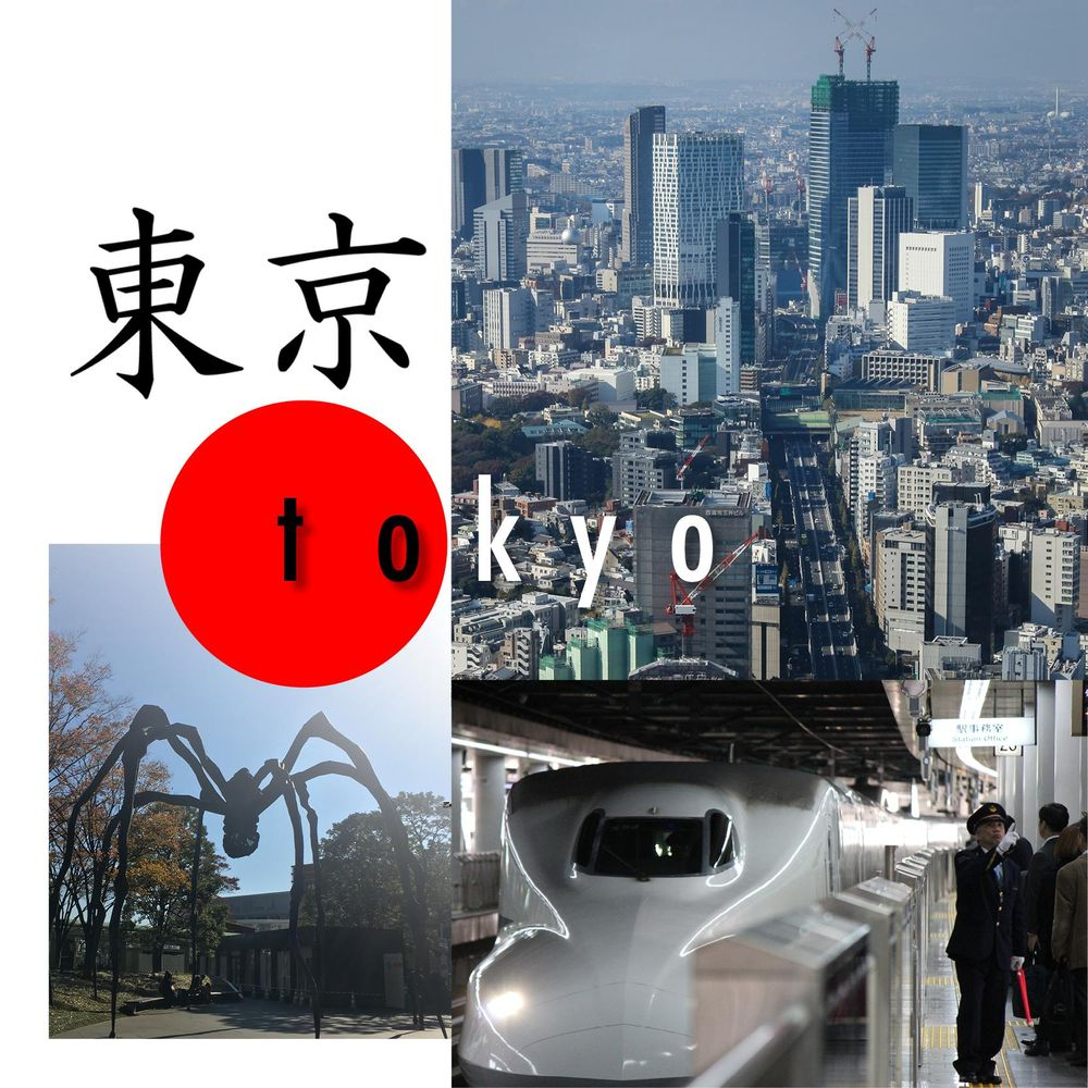 tokyo poster - image 1 - student project