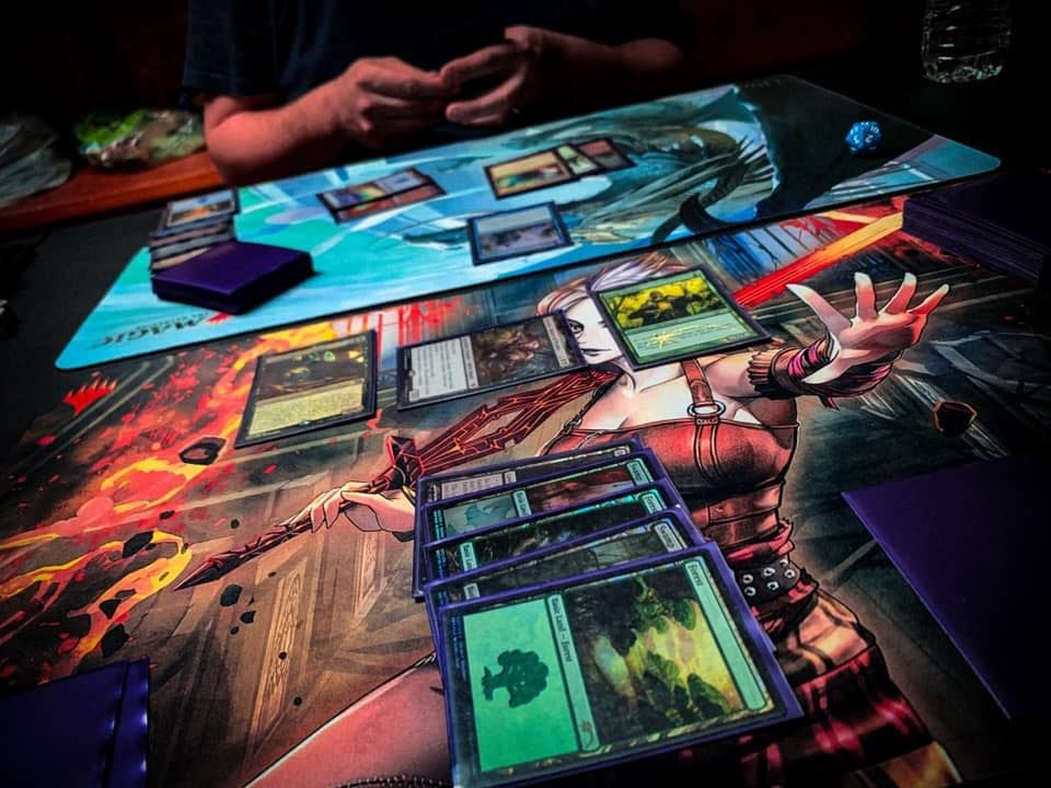Teds and magic cards :) - image 2 - student project