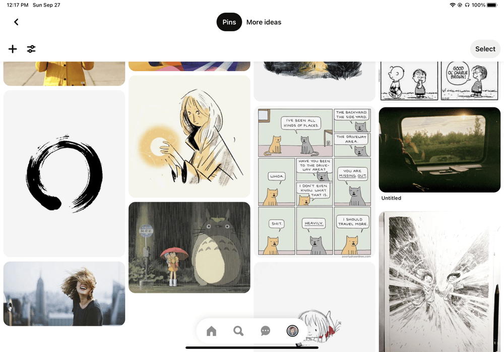 master board - image 2 - student project