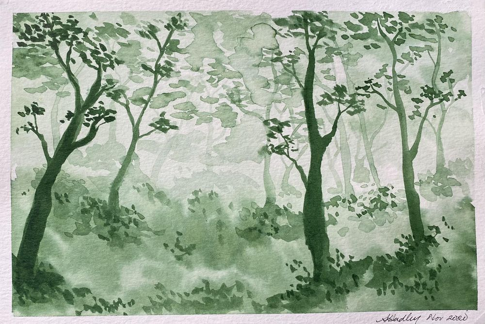 Monochrome landscapes - image 2 - student project