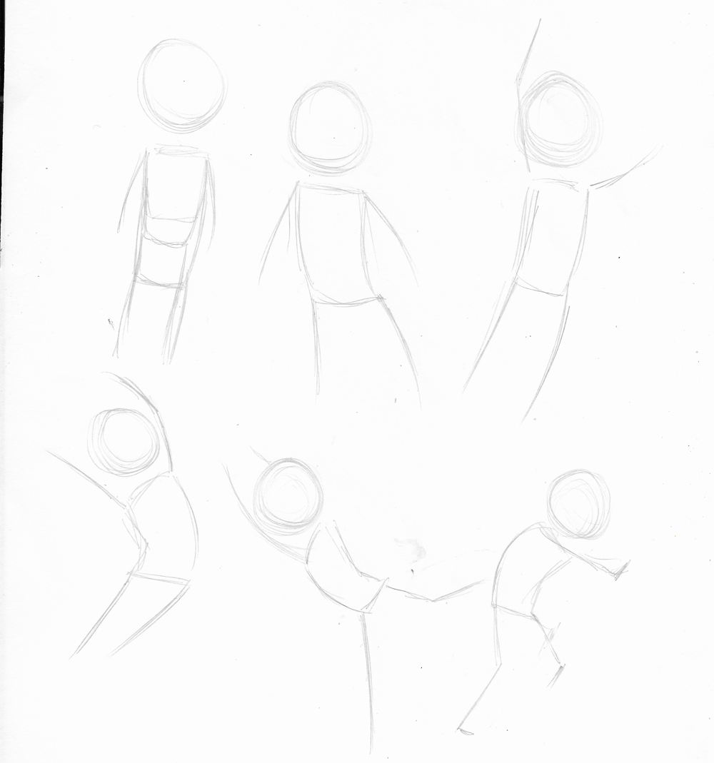 practicing Figures - image 1 - student project