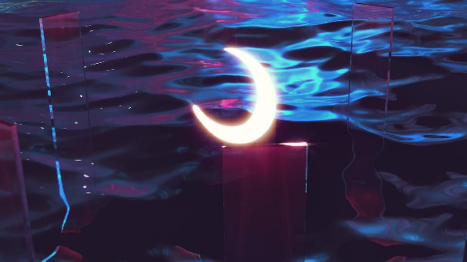 Moonlight Tide - image 1 - student project
