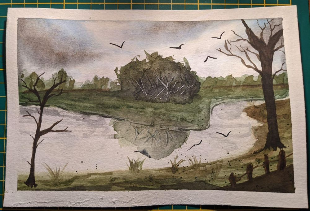 Grassland and Rivers - image 1 - student project