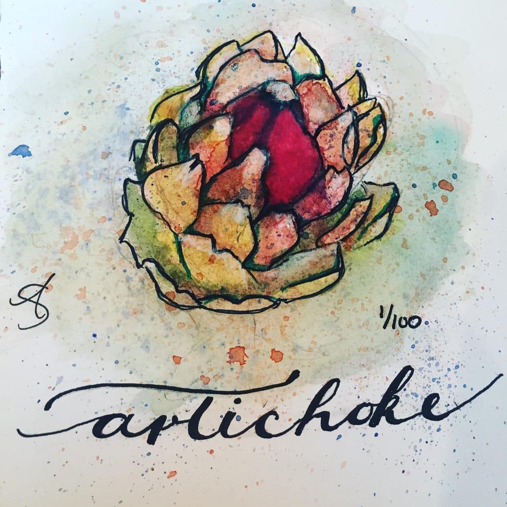 Sketchbook Entries - image 1 - student project