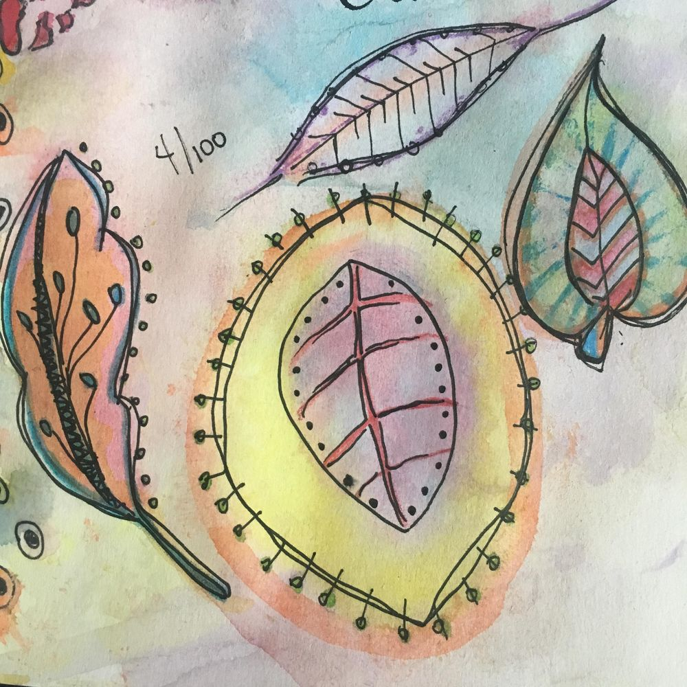Sketchbook Entries - image 4 - student project