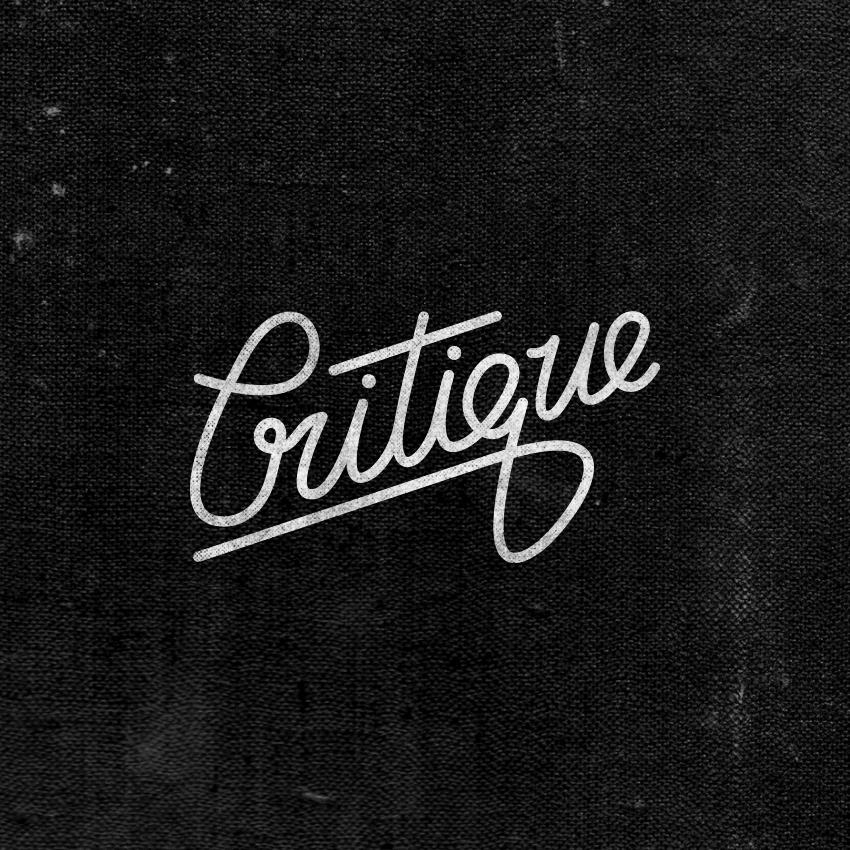 Critique - image 1 - student project
