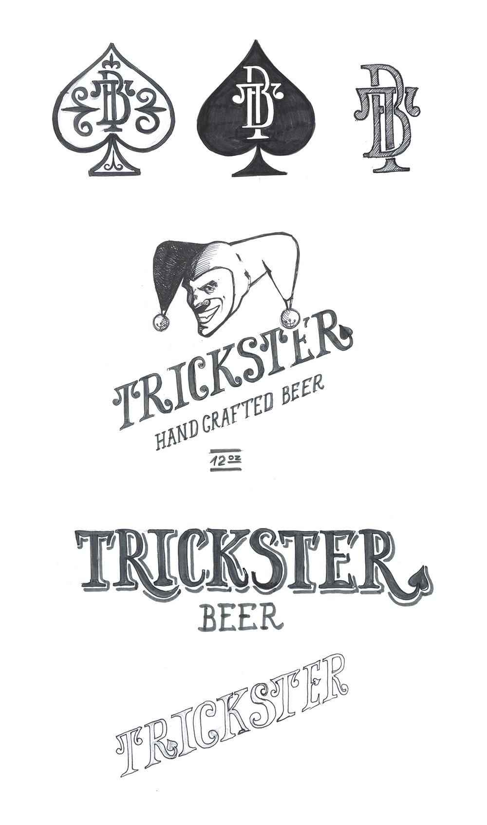 Trickster beer - image 1 - student project
