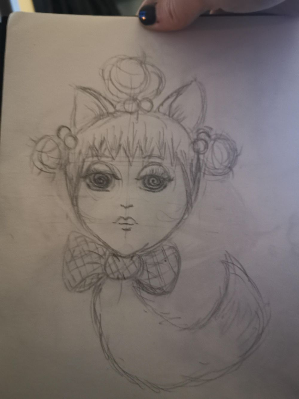 Foxy Girl - image 2 - student project