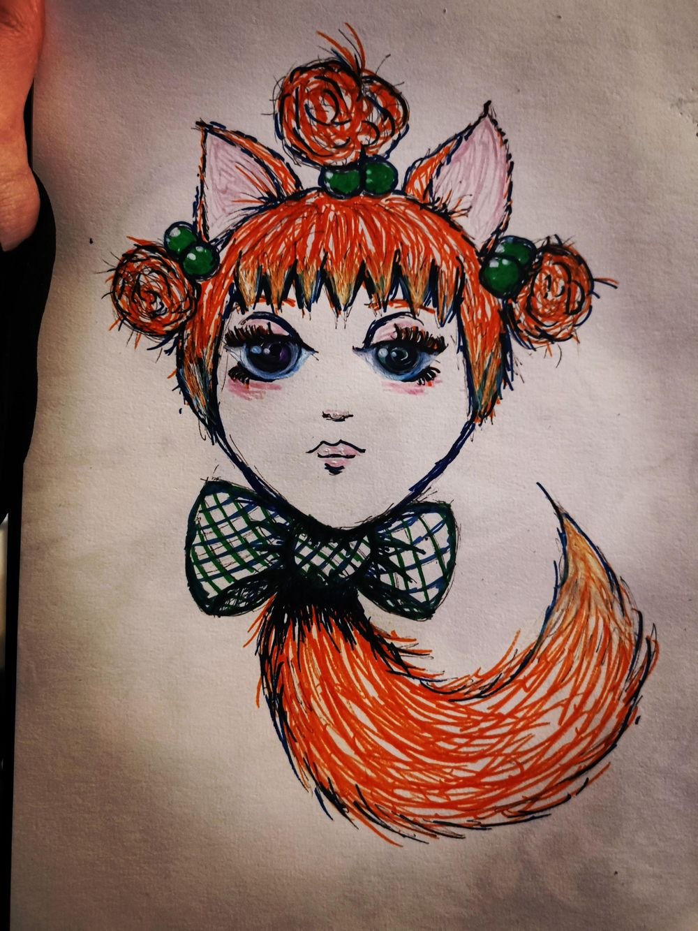 Foxy Girl - image 6 - student project