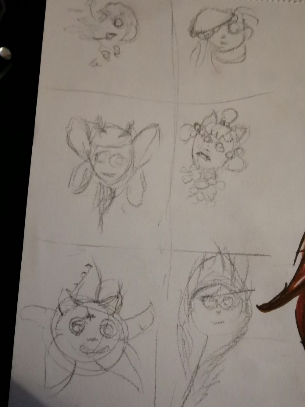 Foxy Girl - image 1 - student project