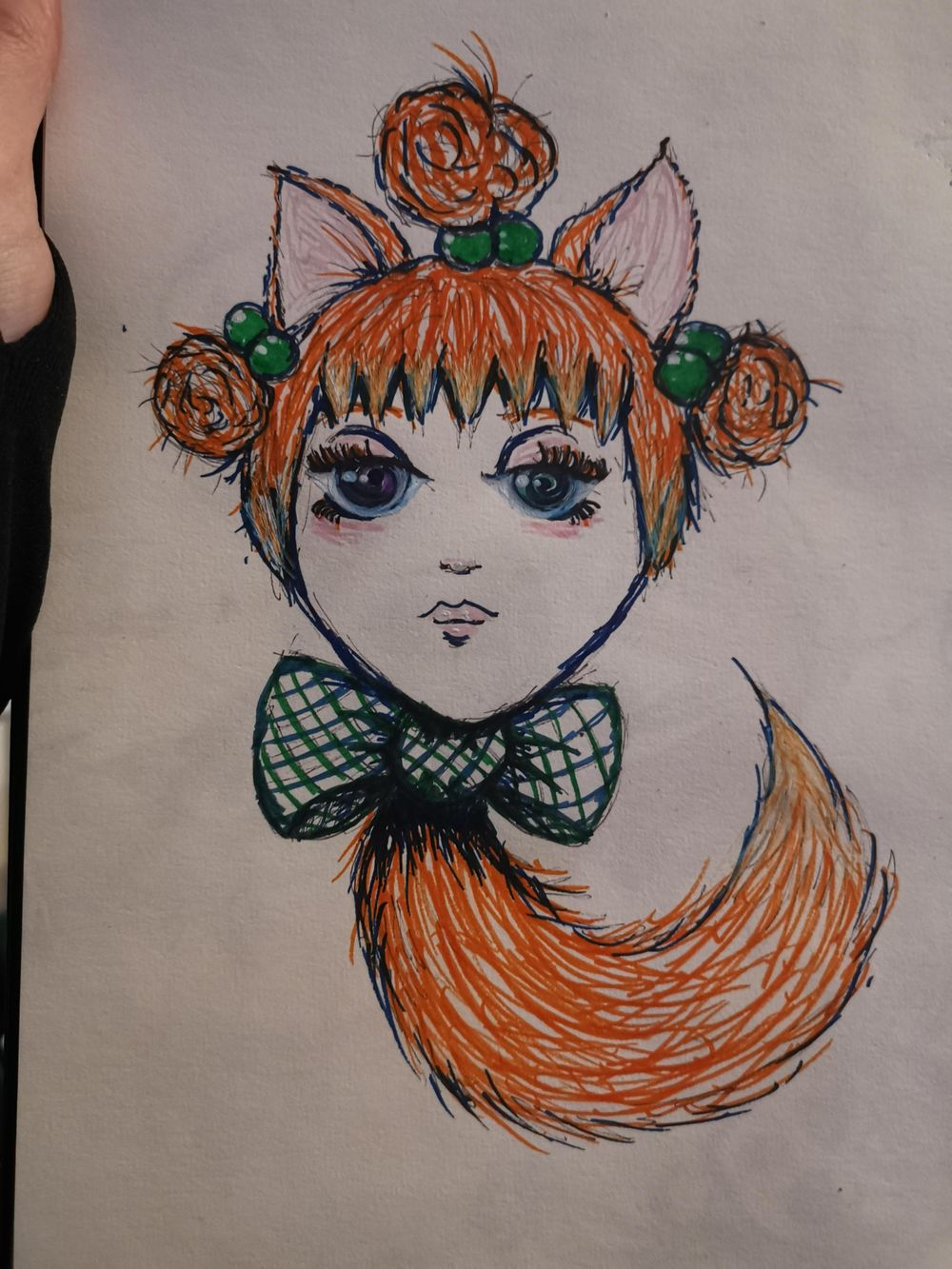 Foxy Girl - image 3 - student project