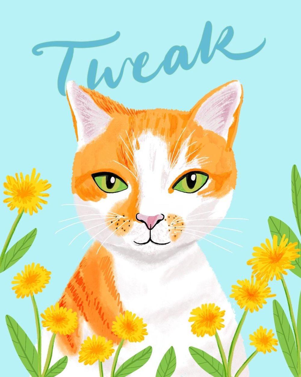 In Memory of Tweak - image 1 - student project
