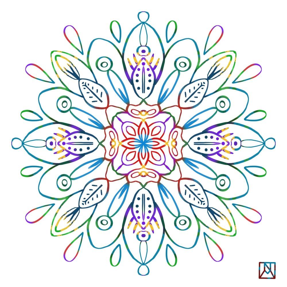 Nina may - learning Procreate - image 4 - student project