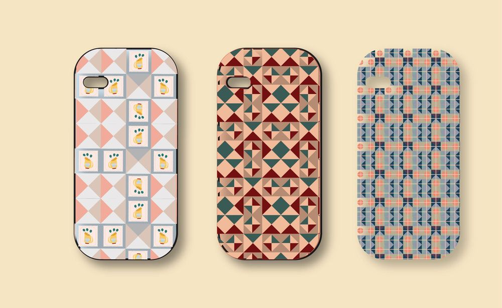 phone cases mock up - image 1 - student project
