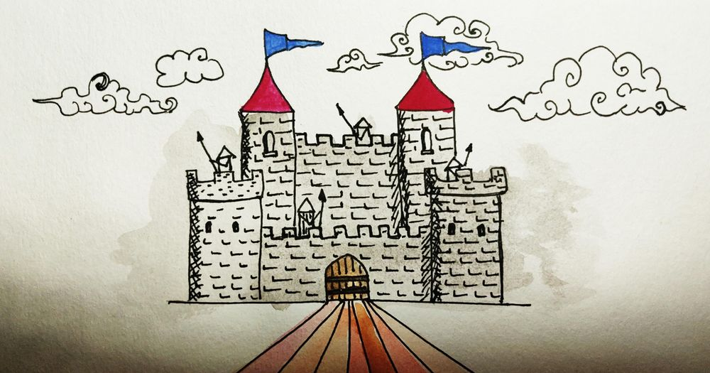 Castle Rock - image 1 - student project