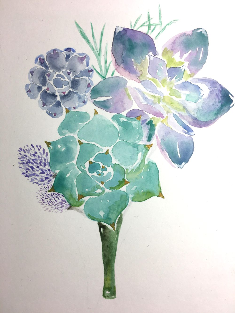 Florals Practice - image 3 - student project