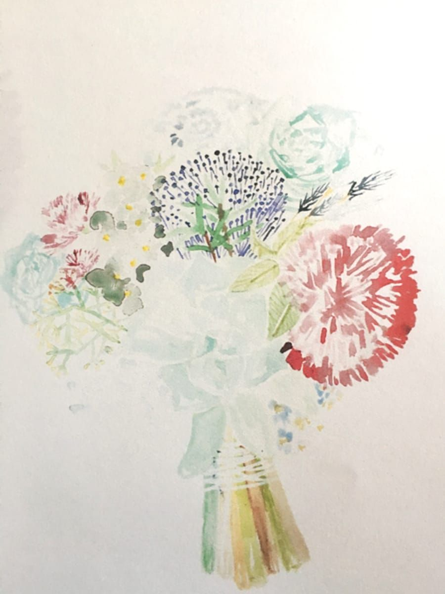 Florals Practice - image 2 - student project