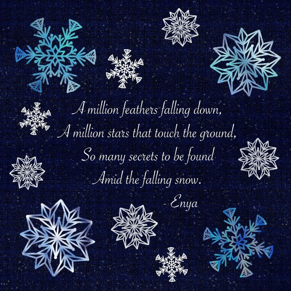 Amid the falling snow - image 13 - student project