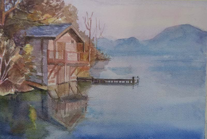 Lake house - image 3 - student project
