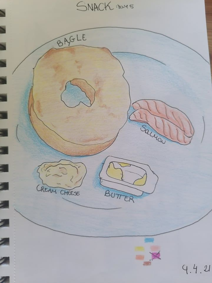 Foodies - image 3 - student project