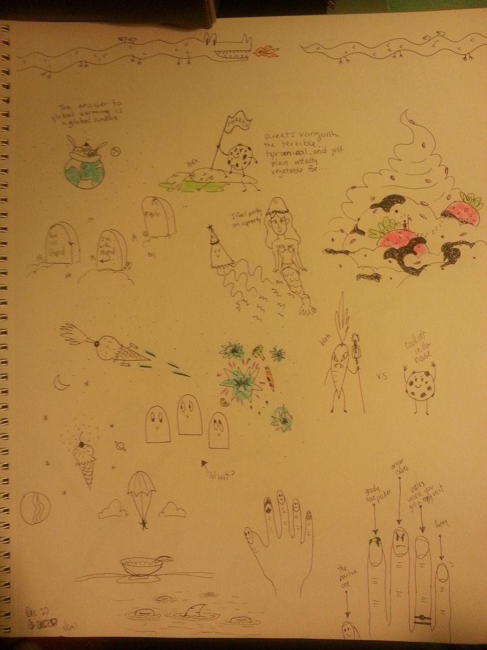 Doodle Quest - image 2 - student project